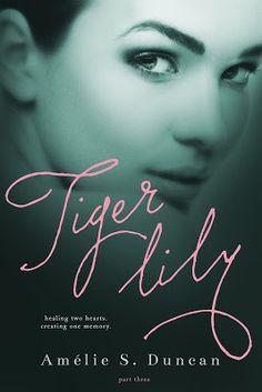 Cover Reveal  of Tiger Lily #3 by Amelie Duncan @ameliesduncan @BareNakedWords