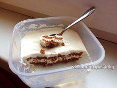 """Десерт """"Облако счастья"""" Балуйте себя здоровыми сладостями!!!.подборка низкокалорийных блюд .кушайте правильно!"""