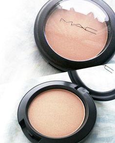MAC Trace Gold Blush