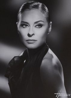 """It was such a privilege to have this photograph taken a couple of years ago at the famous Parisian Harcourt studio - they usually only photograph French women. When I look at it I think, 'I'd like to know that lady, because it's certainly not me.' — Lisa Stansfield  http://www.lisastansfield.net/latest--blog/emotional-ties-with-lisa-stansfield"