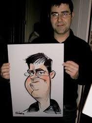 Resultado de imagen de live caricature