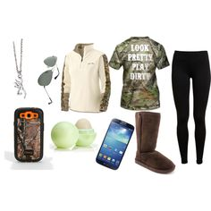 A fashion look from November 2013 featuring pull on pants, mid calf boots and pendant jewelry. Browse and shop related looks. Ashley Clothes, Country Style Outfits, Bonfires, Country Girls, How To Look Pretty, Cowboys, Lazy, Comfy, Fashion Outfits