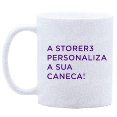Caneca Porcelana - Store R3