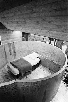 Juliaan Lampens | Villa Van Wassenhove | Sint Martens-Latem, Bélgica | 1973