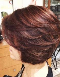 Layered Style Bob Haircuts You Will Love