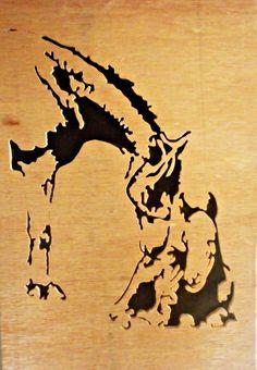 calados de madera de caballos - Buscar con Google