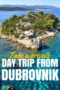 Take some time to experience another side of Croatia! Check out this amazing day trip from Dubrovnik.