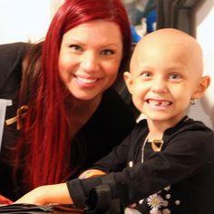 Children's cancer Stripes