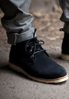 how to wear chukka   Boots by Timberland and Dunderdon   Style   FHM.com