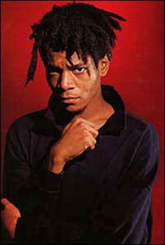 Jean-Michel Basquiat, Portrait_New York_USA