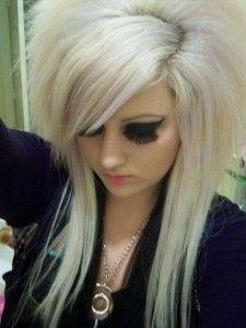 186 best emo hairstyles images  emo hair scene hair