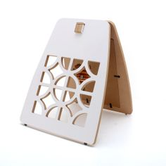 Aframe Modern Cat Scratcher and Play Station by hauspanther
