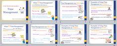 PowerPoint for Kids - Time Management From Jill Kuzma at http://jillkuzma.wordpress.com