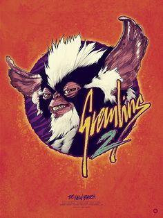Gremlins 2 The New Batch by Dani Blazquez [©2017]
