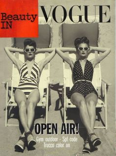 fabulous retro swimsuits