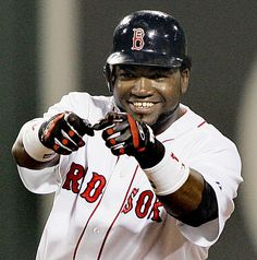 Big Papi!  #BostonRedSox #RedSox #RedSoxNation #Boston https://www.facebook.com/RedSoxFansOnly