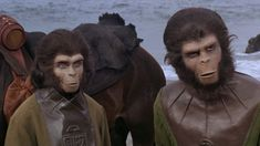 The Make-Up and Production Design of Planet of the Apes - Tested