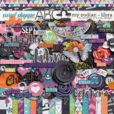 My Zodiac - Libra by Amanda Yi & Juno Designs