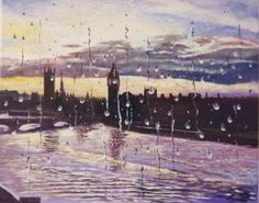 Buy original art via our online art gallery by UK/British Artists. A huge selection of modern art paintings for sale, as well as traditional artwork for sale through Art Discovered Online. Art Paintings For Sale, Modern Art Paintings, Traditional Artwork, London Eye, Online Art Gallery, Original Art, Around The Worlds, Cityscapes, Artist