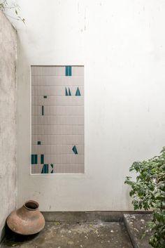 Ghezzi Novak · Entrance and terrace