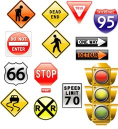 traffic signs  Google Image Result for http://www.freshfreestuff.net/wp-content/uploads/2009/01/road-signs-and-traffic-light.png