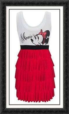"With ""Minnie Mouse"" as a nickname from my boo, I so need this dress!"