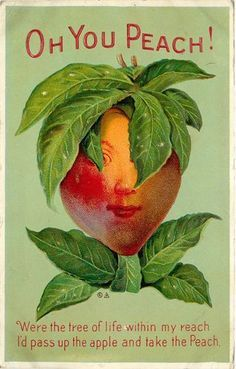 anthropomorphic fruit - Google Search