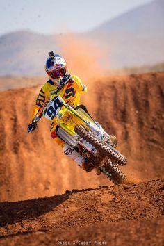 Soul id 100 Athlete Ken Roczen! Motorcycle Dirt Bike, Dirt Bike Girl, Dirt Biking, Motorcycle Touring, Motorcycle Quotes, Motocross Love, Enduro Motocross, Triumph Motorcycles, Custom Motorcycles