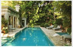 Thomas Allardyce's LA home  featured in Entra Magazine May/June 2011