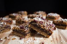 Lightened Up Magical Coconut Bars — Oh She Glows