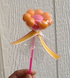 gumball flower