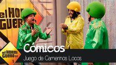 Jugamos a los camerinos locos con El Monaguillo, Vaquero y Agustín Jiménez