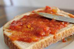 Tomato Chutney. Or Relish. Whatever. - The Veggie Mama