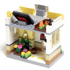 Construction Toys of the Year Lego Furniture, Minecraft Furniture, Lego Village, Playroom Table, Hama Beads Minecraft, Perler Beads, Brick Construction, Legos, Lego Lego