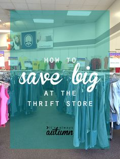 why Veteran's Day is the best day all year to go thrift store shopping & other tips and tricks for getting the best deals at the thrift store