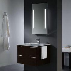 compare Vigo 31-inch Single Bathroom Vanity with Mirror and Lighting System – Wenge Deals Low Price best Shop Halloween 2013