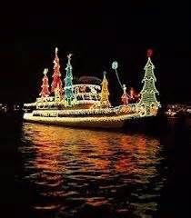 Seattle, from the annual Christmas Boat Parade