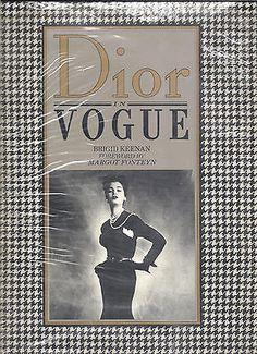 Dior in Vogue by Brigid Keenan Hc/dj French Courtier Fashion Costume Design for sale online Courtier, Fashion Books, Costume Design, Dj, Vogue, French, Costumes, Ebay, Apparel Design
