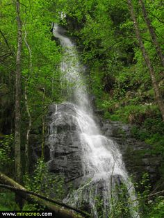 Fervenza de Santalla, Serra do Courel, Lugo #turismo #tourism #galicia #lugo #serradocourel #courel #cascadas #fervenzas #waterfalls #senderismo #hiking #mirecreo