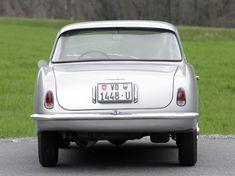 1957 Alfa Romeo 1900 Coupe Lugano by Ghia-Aigle (5 exemplaires) - Photos : Bonhams