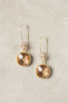 Bundled Drops earrings from Anthropologie