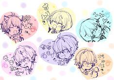 Manga Art, Anime Art, Mystic Messenger, Cute Drawings, Vocaloid, Memes, Neko, My Idol, Chibi
