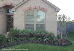 Front Yard Landscaping Idea |