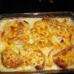 Pork Chop and Potato Casserole Allrecipes.com