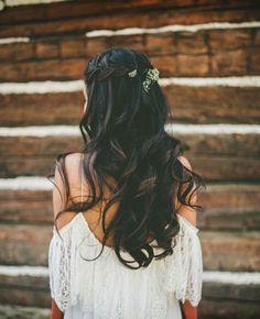 peinado-novia-pelo-suelto13.jpg (461×567)