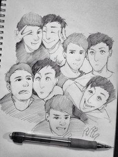 Maddox|wish I could draw like that