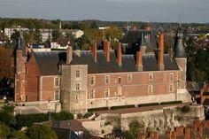 Château de Gien. Gien 45500. Orléanais.