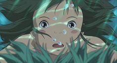 Spirited Away. Another Miyazaki animation worth watching no matter your age. Hayao Miyazaki, Art Studio Ghibli, Joe Hisaishi, Top Film, Film D'animation, Spirited Away Movie, Chihiro Y Haku, Castle In The Sky, Ghibli Movies