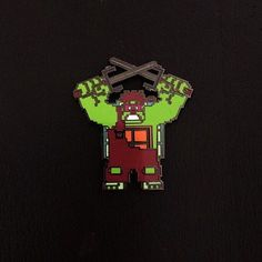 Wreck it Raph from @bbllowwnn  Mash-up glory! #mashup #wreckitralph #videogames  #illustrator #illustration #design #designer #art #artist #graphicart #graphicartist #graphicdesign #pin #pins #enamelpin #enamelpins #lapelpin #lapelpins #pingame #pinlife #pinlord #patchgame #hatpin #hatpins #softenamel #pinsofig #stickerart  Get it through the link in his bio! by pin_lord