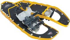No terrain will hold back the MSR Lightning Ascent Snowshoes. We were blown away four years ago by the Lightning's comfort, agility, and feather-weight feel; Best Camping Gear, Backpacking Gear, Camping Style, Camping Ideas, Outdoor Outfitters, Winter Running, Winter Hiking, Snowshoe, Hiking Backpack